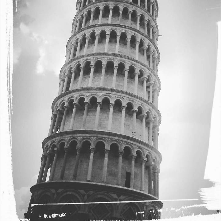 Architecture is pure beauty – Teil 2: La torre pendente di pisa