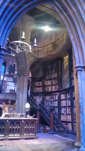 Meeting with Dumbledor in his office